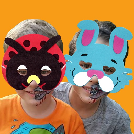 Animal Masks in your photos