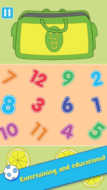 City of Friends – Counting book