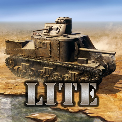Tank Battle: North Africa Lite