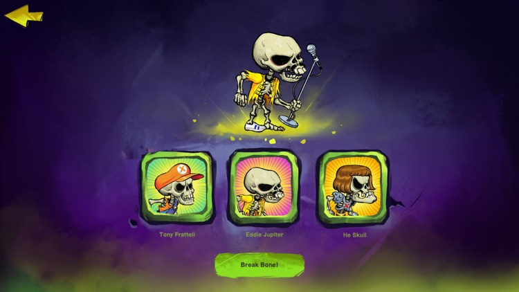 Old Skull Fighters: Bone-Chilling