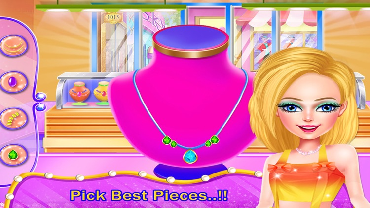 Shopping Mall for Rich Girls screenshot-4