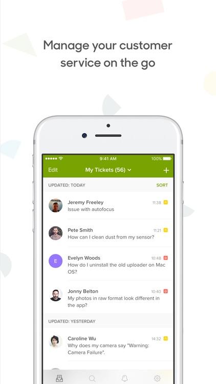 Zendesk Support screenshot-0