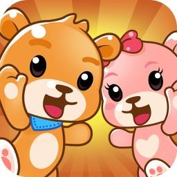 熊熊儿歌-幼儿宝贝听童话故事国学动画片