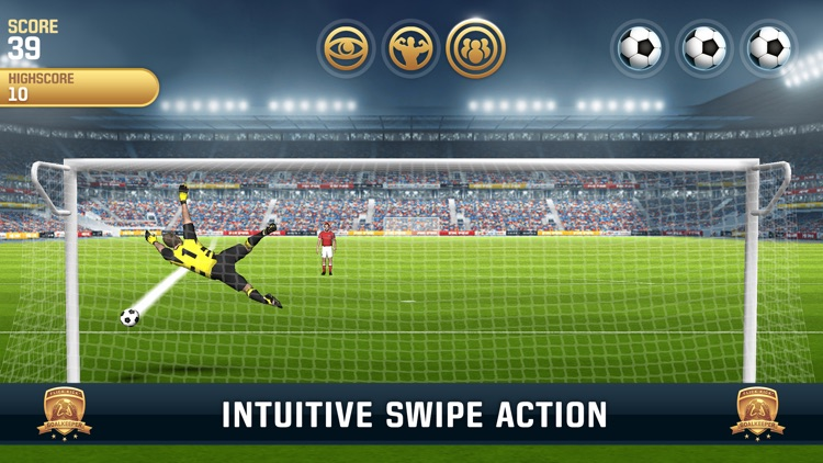 Flick Kick Goalkeeper screenshot-3
