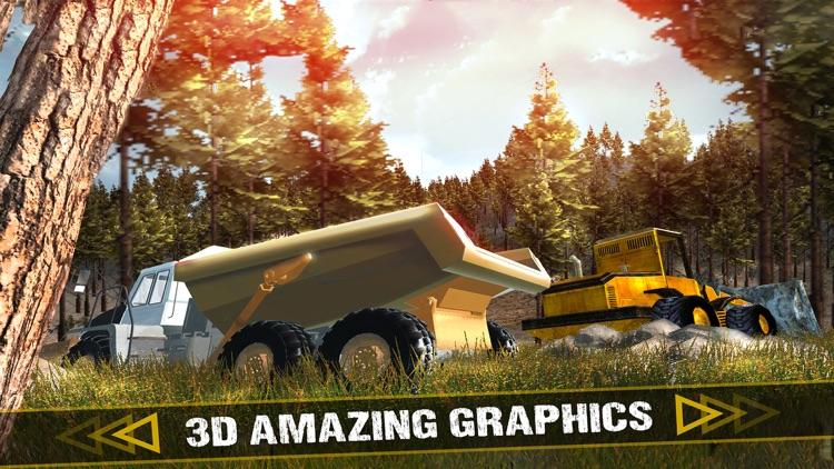 Truck Driver 3D - Hill Mining Truck