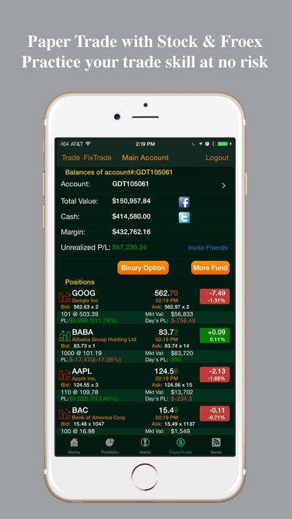 Stocks Pro : Real-time stock screenshot-4
