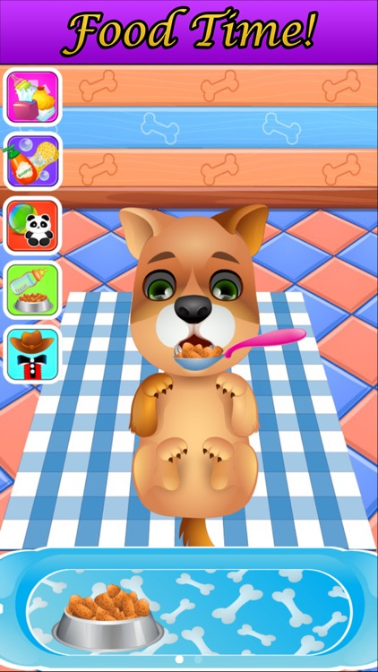 Baby Pet Care screenshot-1