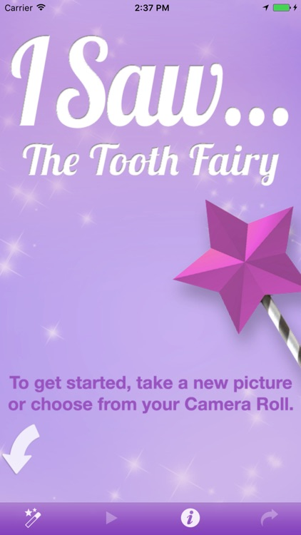 I Saw The Tooth Fairy