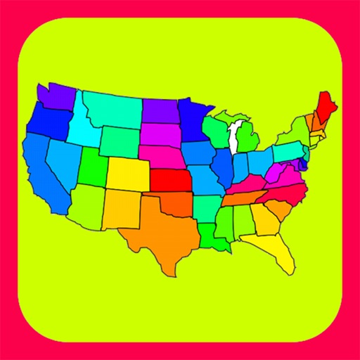 U.S. State Capitals! States & Capital Quiz Game