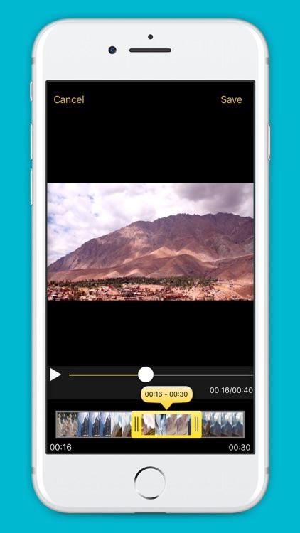 ViiV - Add Music to Video, Cut & Trim Video Editor screenshot-3