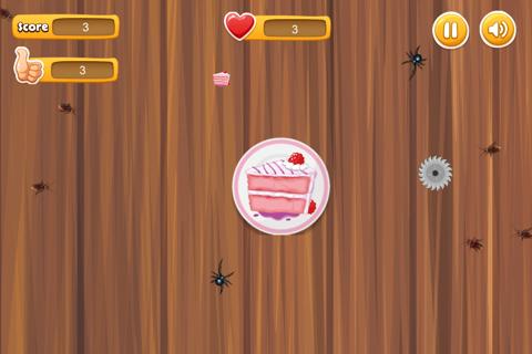 Defend Cake - náhled