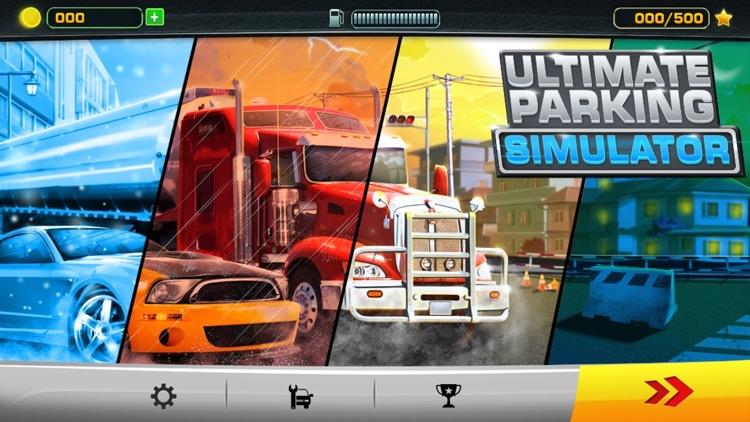 Ultimate Parking Simulator