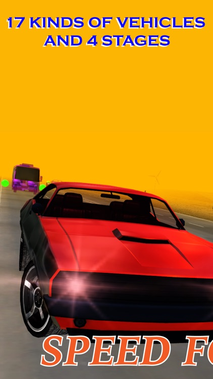 Speed for Soul : Happy realistic 3D arcade racing