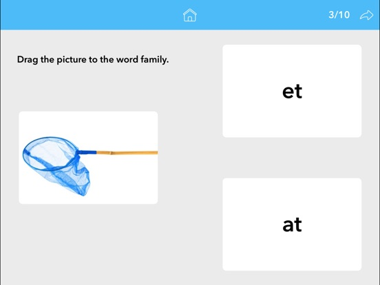 Word Families by Teach Speech Screenshots