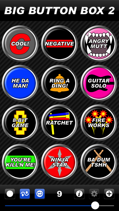 Big Button Box 2 - funny sound effects & soundsのおすすめ画像4