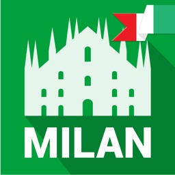 My Milan - Audio-guide & map with sights - Italy
