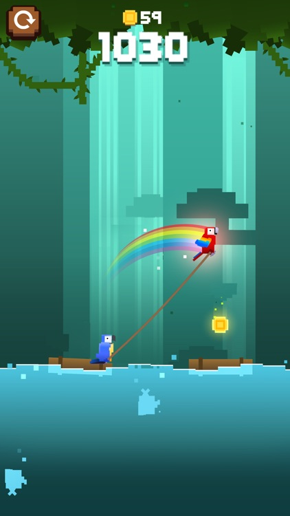 Monkey Ropes screenshot-2