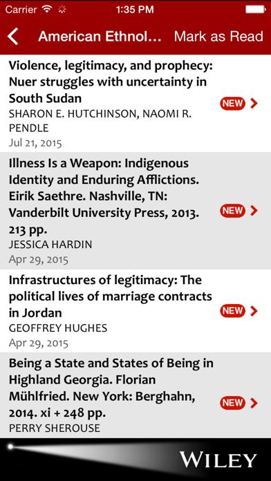 Anthropology Spotlight screenshot three
