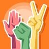 Roshambo Multiplayer : Rock Paper Scissors