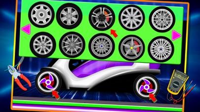 電気自動車修理工場 - 自動車整備士のスクリーンショット5