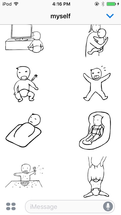 Parenting Baby Stickers-2