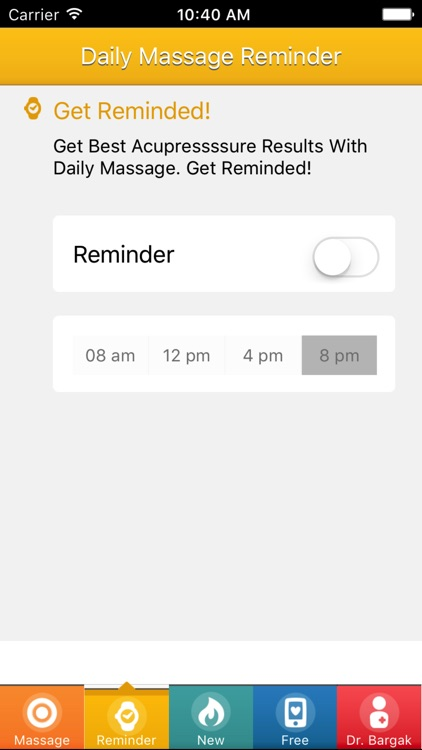Ease Through Menopause - Relief Massage Points! screenshot-3