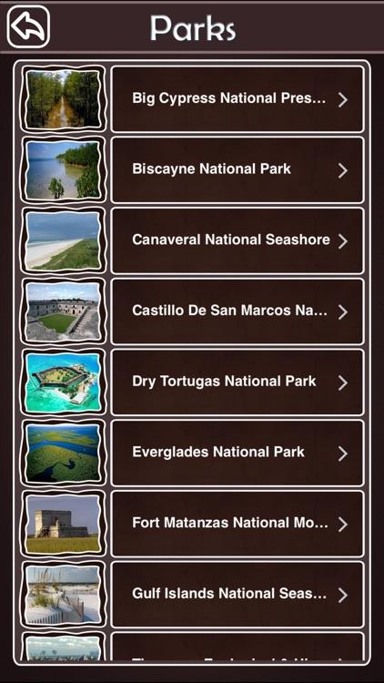 Florida National & State Parks