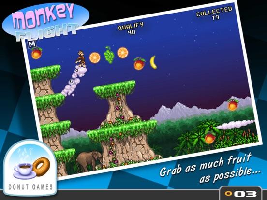 Monkey Flight для iPad