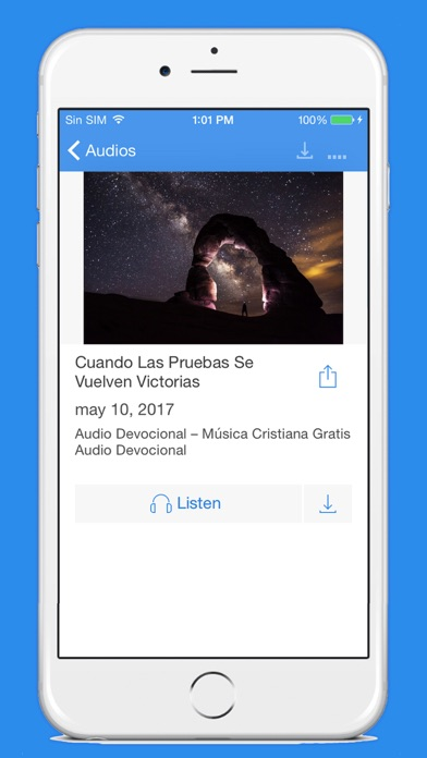 Download Audio Devocional for Android