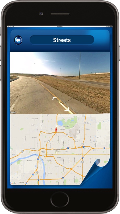 Tulsa Oklahoma - Offline Maps navigation screenshot-2