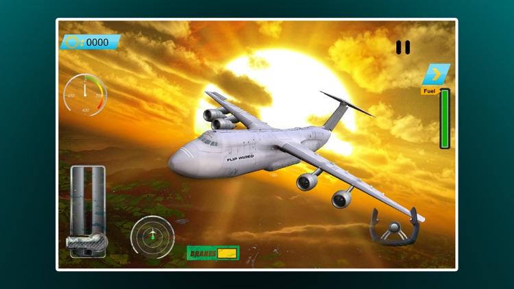 Airplane Flight Simulator-Aviation Pilot Adventure screenshot-4