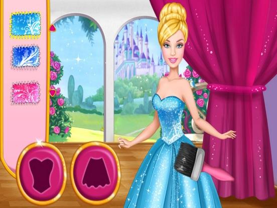 Мода принцессы сделать дизайн для iPad