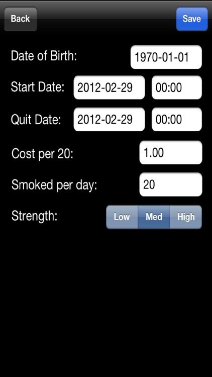 My Last Cigarette - Stop Smoking, Stay Quit! screenshot-4
