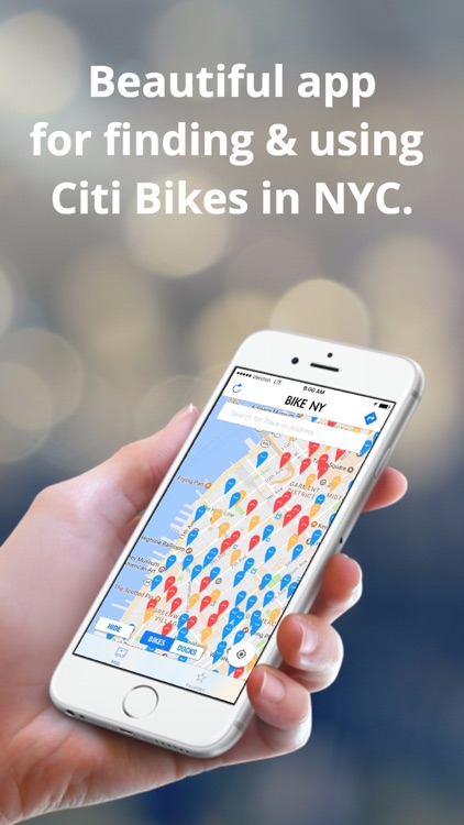 BIKE NY - CITI BIKE DIRECTIONS & MAP