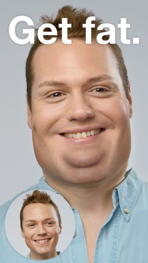 Fatify - Make Yourself Fat on the App Store