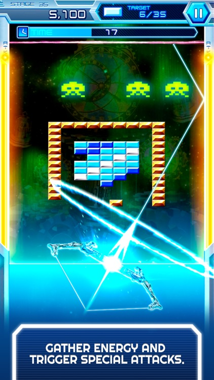 Arkanoid vs Space Invaders