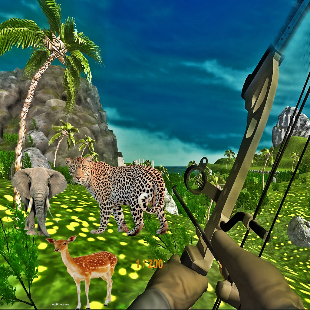 Archery Animals-Jungle Hunting Shooting 3D Game hack