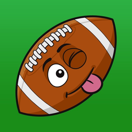 FootballMoji - American football emoji & stickers