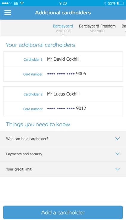 mybarclaycard screenshot-4