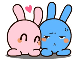 Funny Rabbit - Animated Stickers And Emoticons