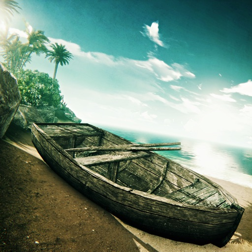 Escape The Island - Hidden Object Game icon