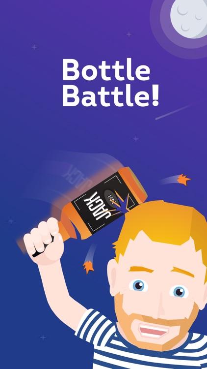 Bottle Battle Game! app image