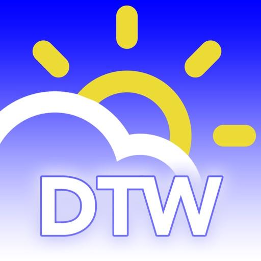 dtw wx: detroit weather forecast, traffic & radarmediasota, llc