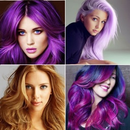 Salon Styler: Beautiful Hair Color Ideas for Girls