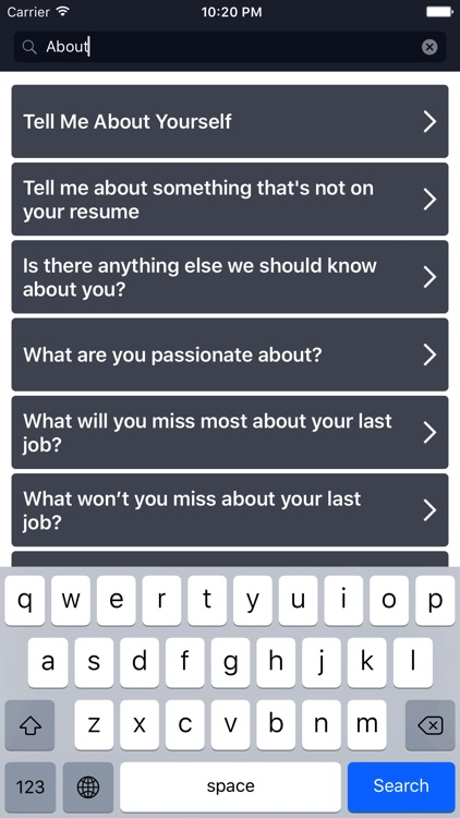 Job Interview Questions And Answers screenshot-3