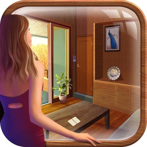 Дом побег 1 :Реши загадки чтобы выйти из комнат