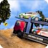 Euro Car Transport-er Trailer 2017: Truck Drive 3D