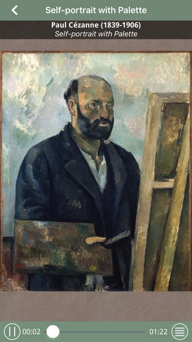 Portraits de Cézanne screenshot 3