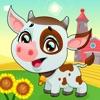 ファーム ゲーム ランチ グレーンジ 田舎 生活 そして ビジネス タウン - iPadアプリ
