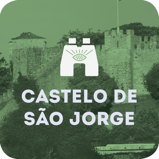 Lookout of the Castle of São Jorge in Lisbon